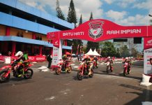 Final HDC 2019 Pesta Balap Honda