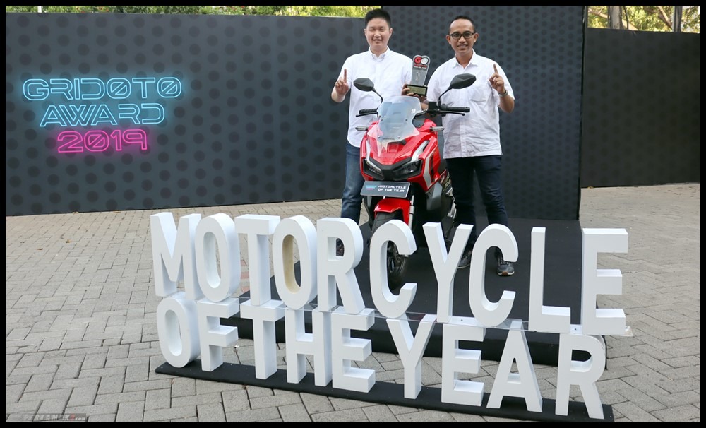 Honda ADV150 Raih Motorcycle of The Year 1 P7