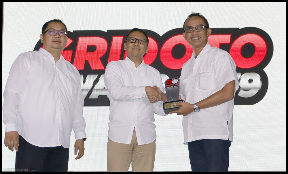 Honda ADV150 Raih Motorcycle of The Year 2 P7