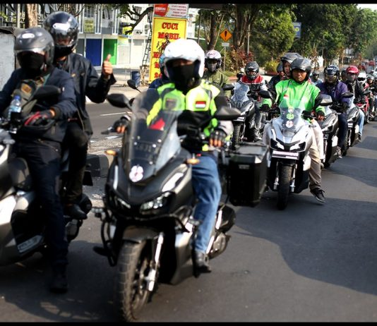 Honda ADV150 Weekend Ride Jogja 1 P7