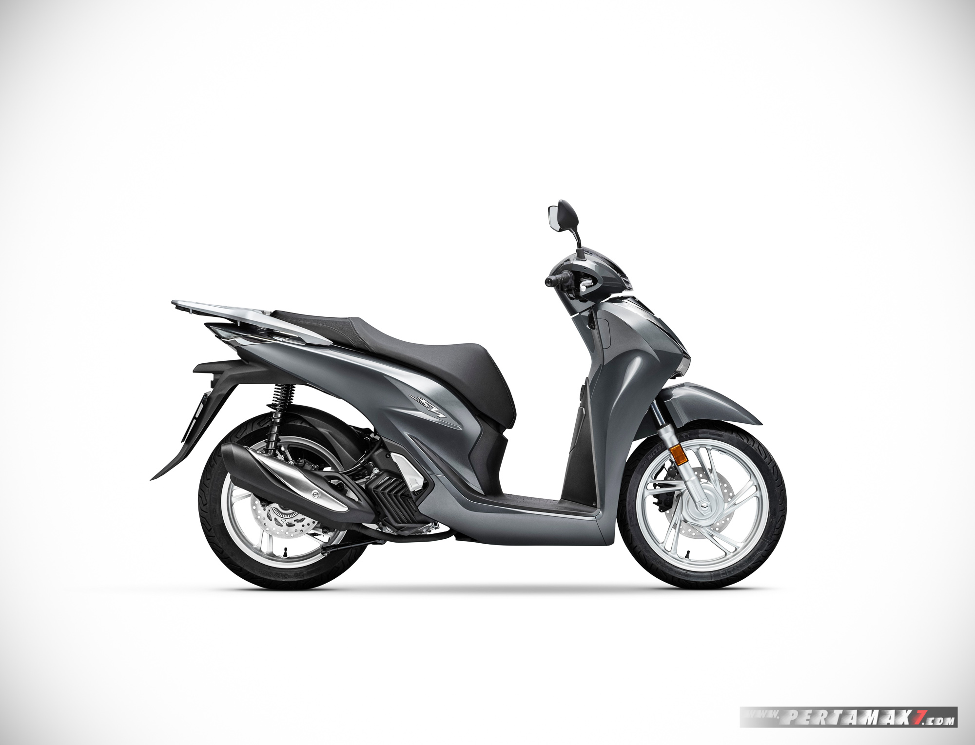 Honda-SH150i-facelift-2020-Grey
