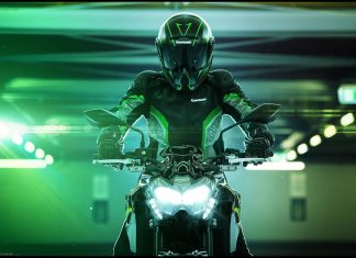Led Headlight Kawasaki Z900 Facelift 2020