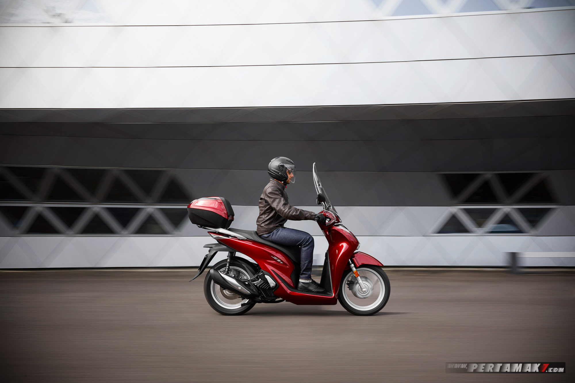 Wallpaper Honda SH150i Facelift 2020