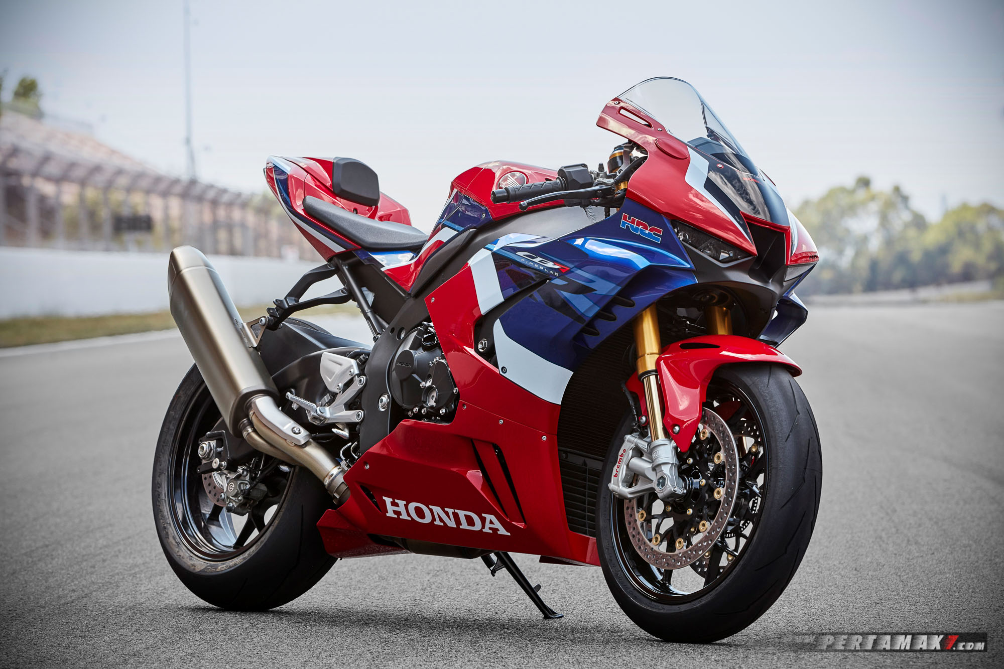 wallpaper Honda CBR1000RR-R Fireblade SP 2020