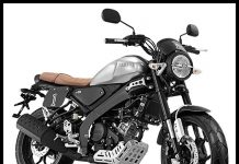 Aksesoris Yamaha XSR155 Tracker Modifikasi Bolt On