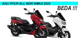 Beda Fitur Yamaha NMAX Connected ABS VS Non ABS STD
