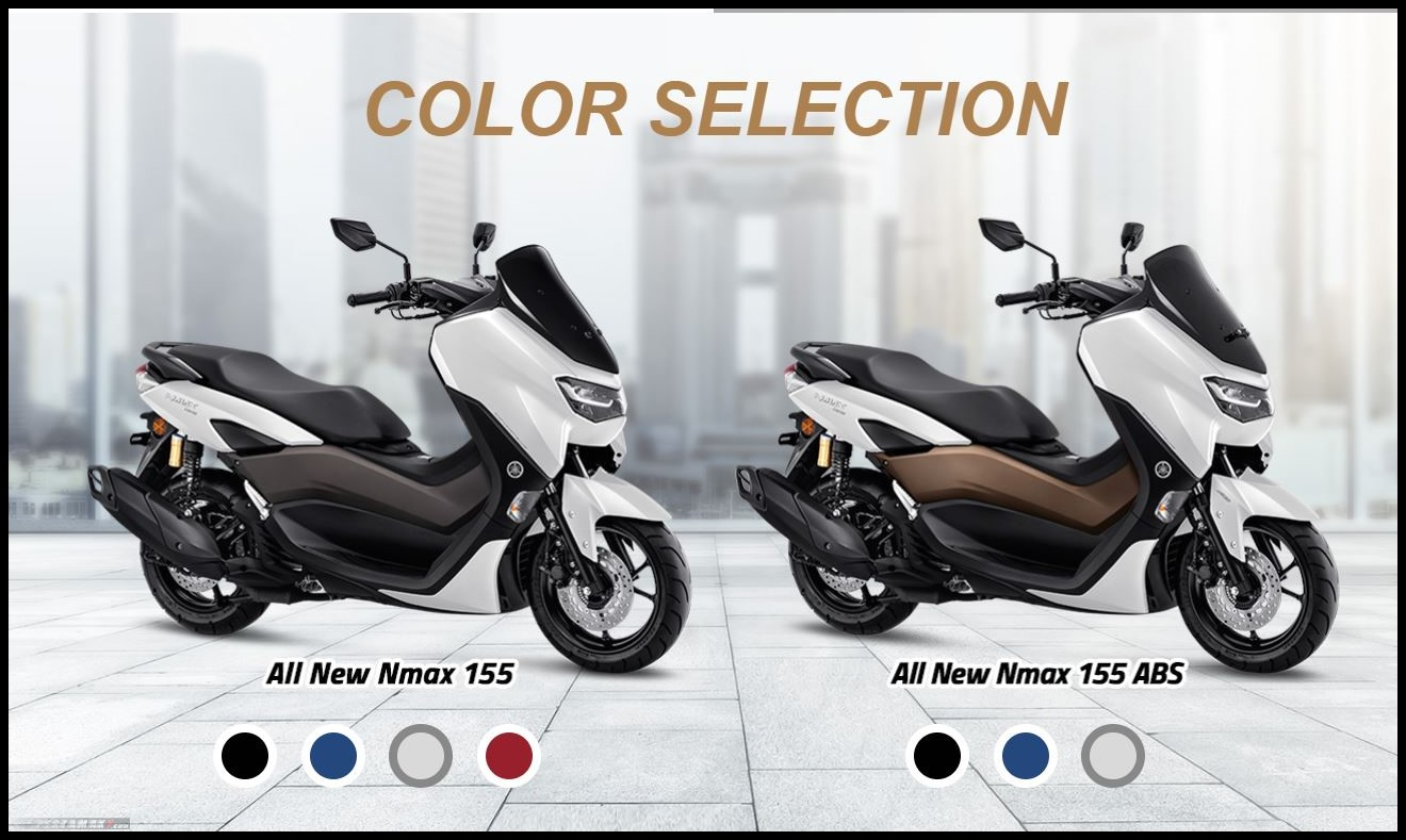 Foto 360 Yamaha All New NMAX Facelift 2020 Indonesia