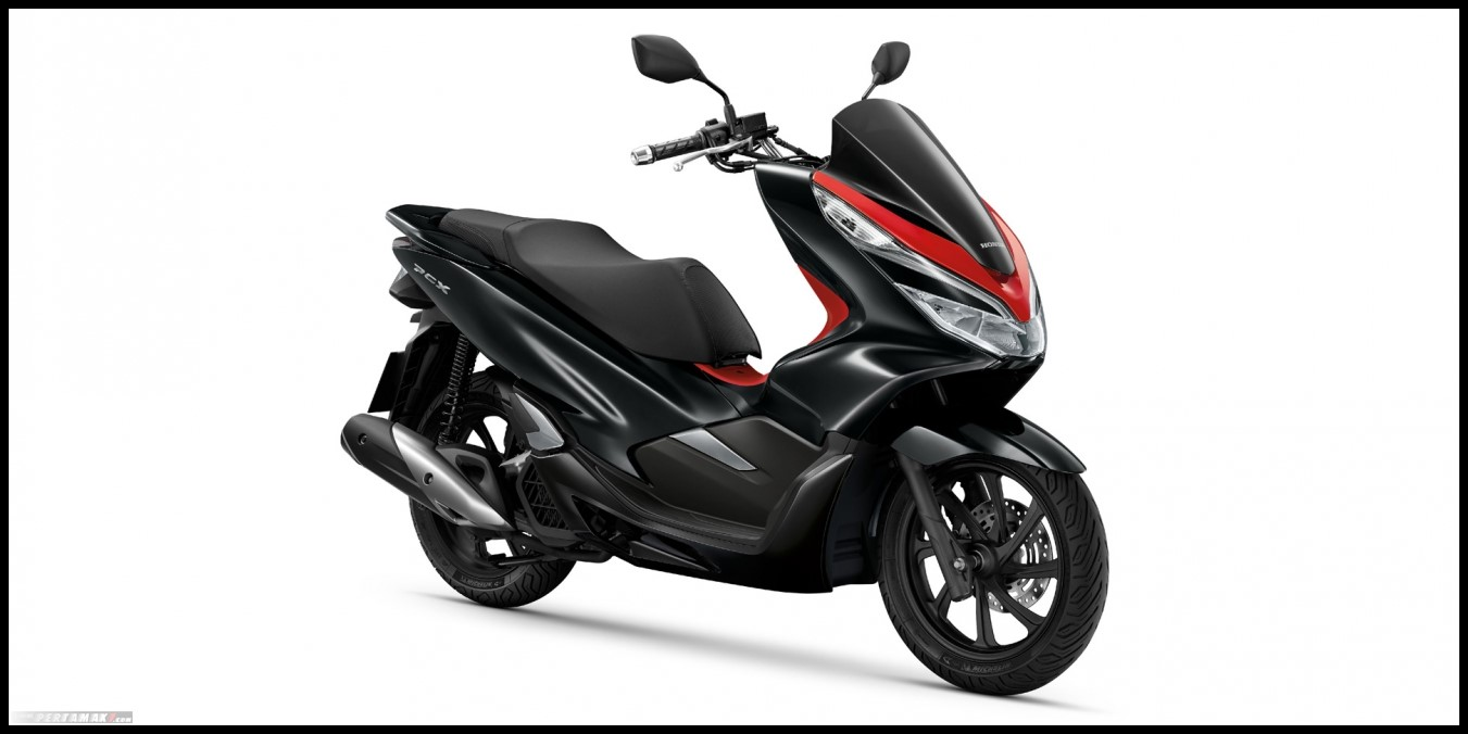 Honda PCX150 V-Shape Vertex of Pride