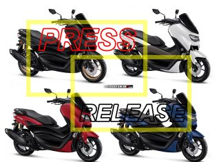 Press Release Yamaha All New NMAX 2020