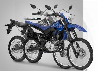 Press Release Yamaha WR 155R The Real Adventure Partner