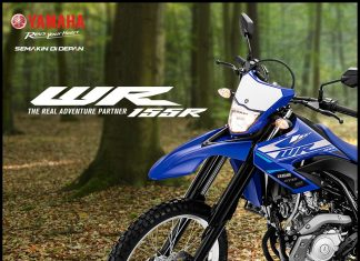 Ralat Power Yamaha WR155R