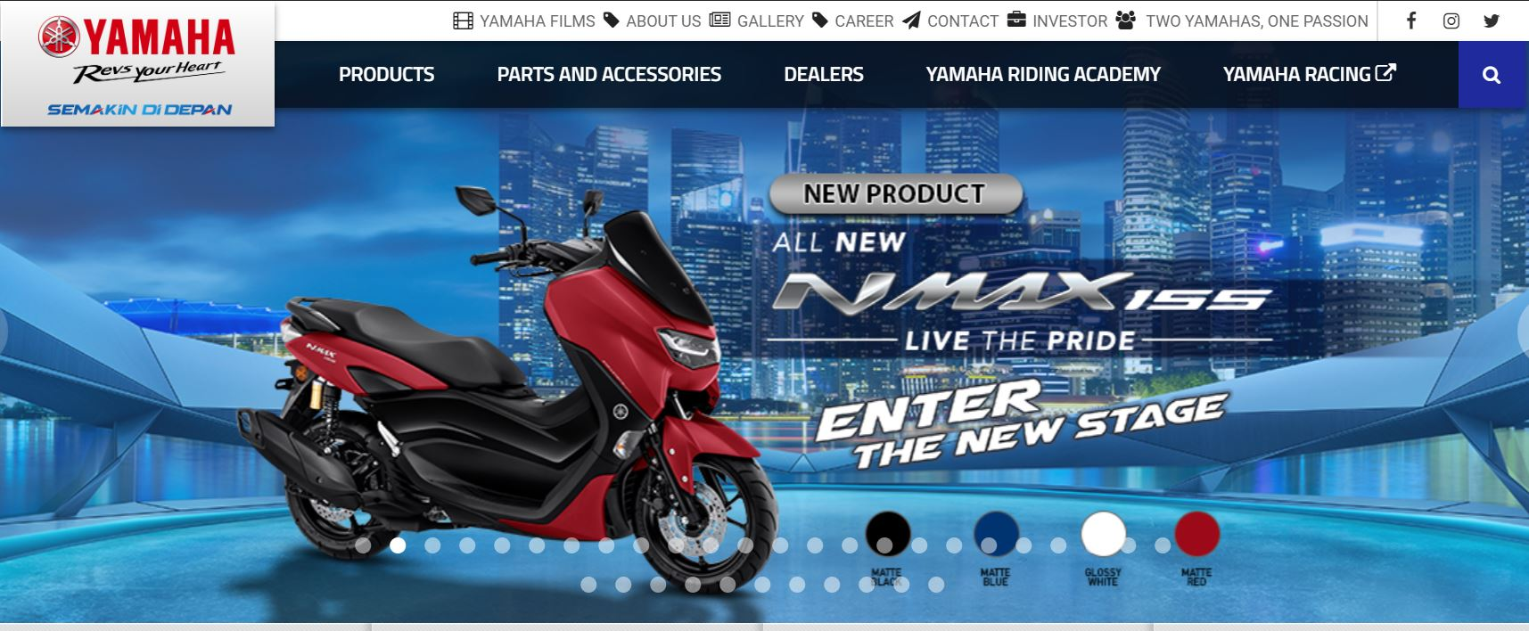 Bocor Harga All New Yamaha NMAX Non ABS Std