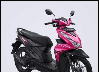 Harga All New Honda BeAT Facelift 2020 Januari