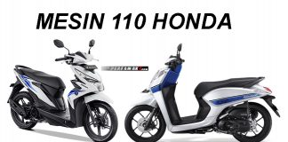 Komparasi Mesin Honda Genio VS BeAT