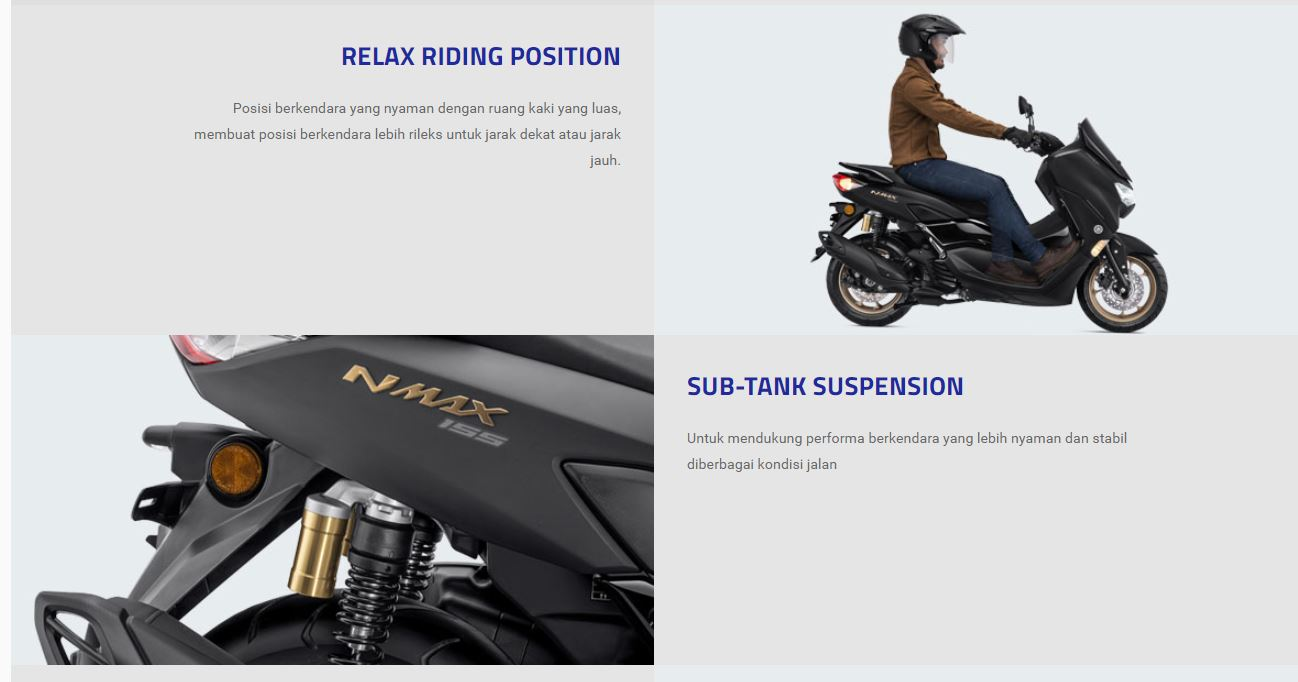 Persiapan Distribusi Yamaha All New NMAX Non ABS