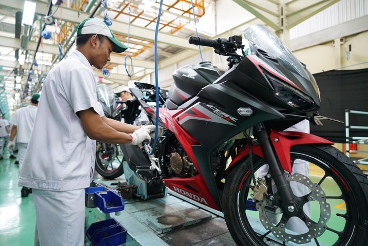 Press Release Honda CBR150R Terbaru 2020