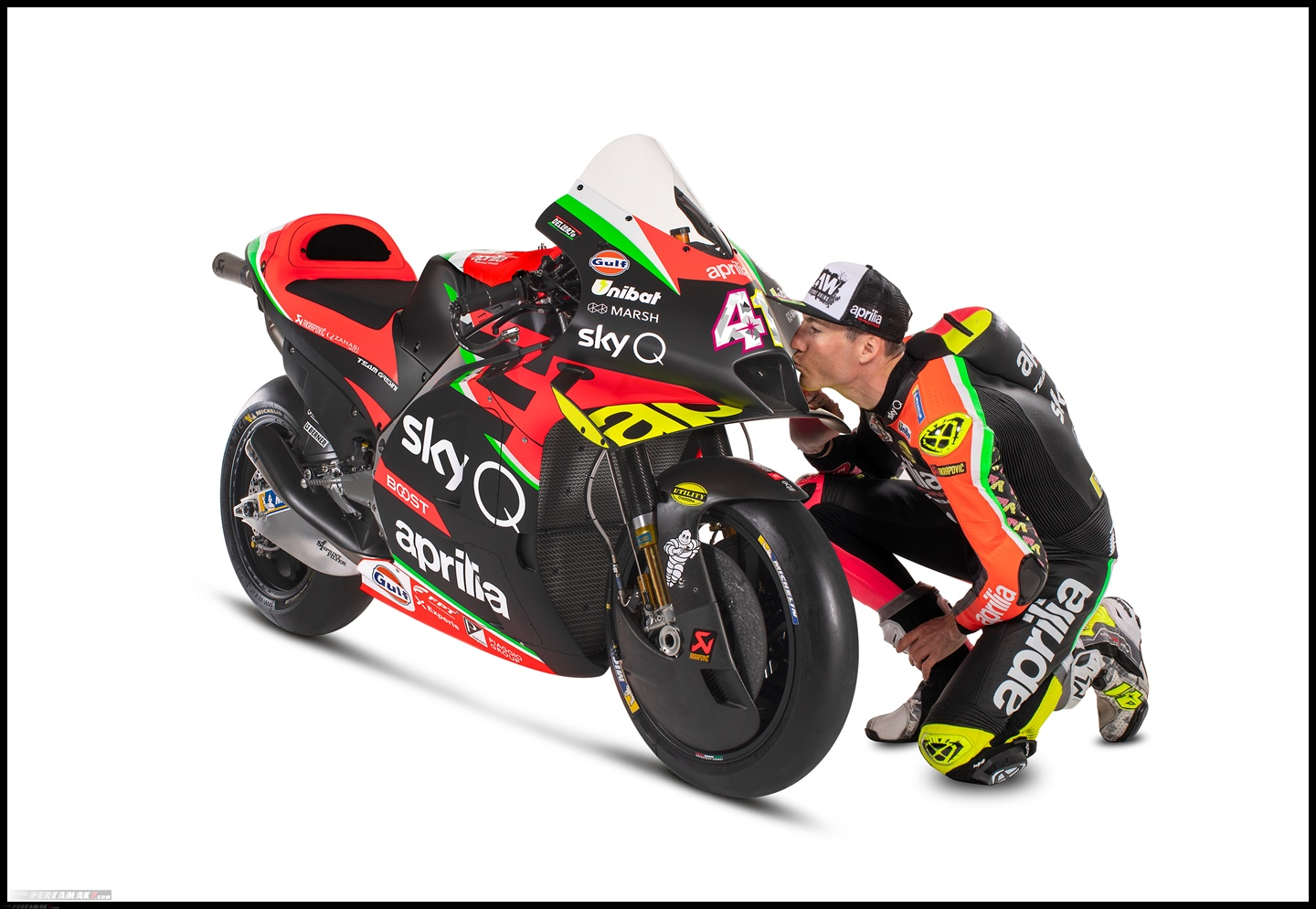 Aleix Espargaro Wallpaper Aprilia RS-GP MotoGP 2020