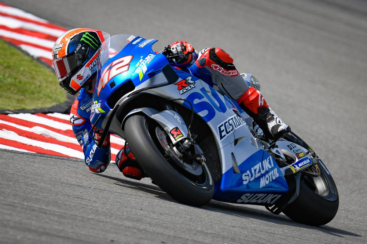 Hasil Sepang MotoGP Test Day 1