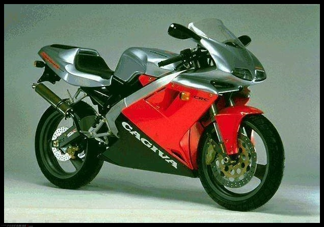 Cagiva Mito EVO I 7 Speed
