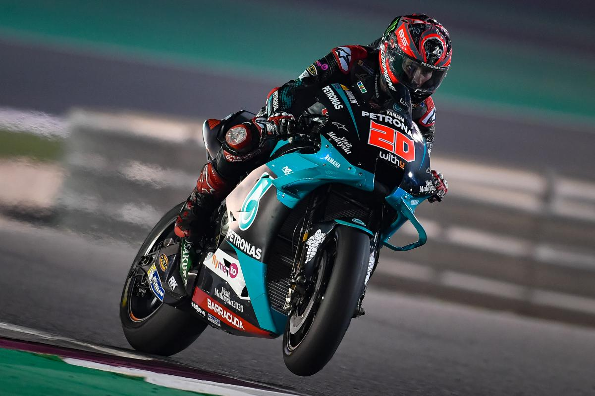 Hasil Qatar MotoGP Test Day 2