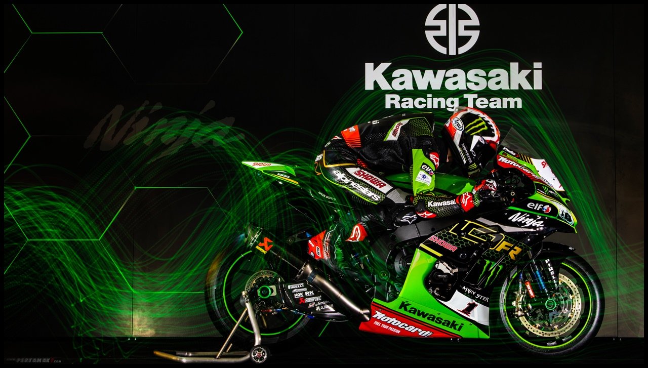 Launching Kawasaki Racing Team WorldSBK 2020