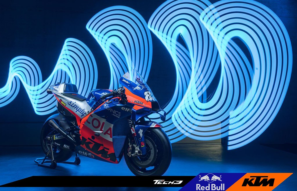 Wallpaper Red Bull KTM Tech 3 MotoGP 2020 12 P7
