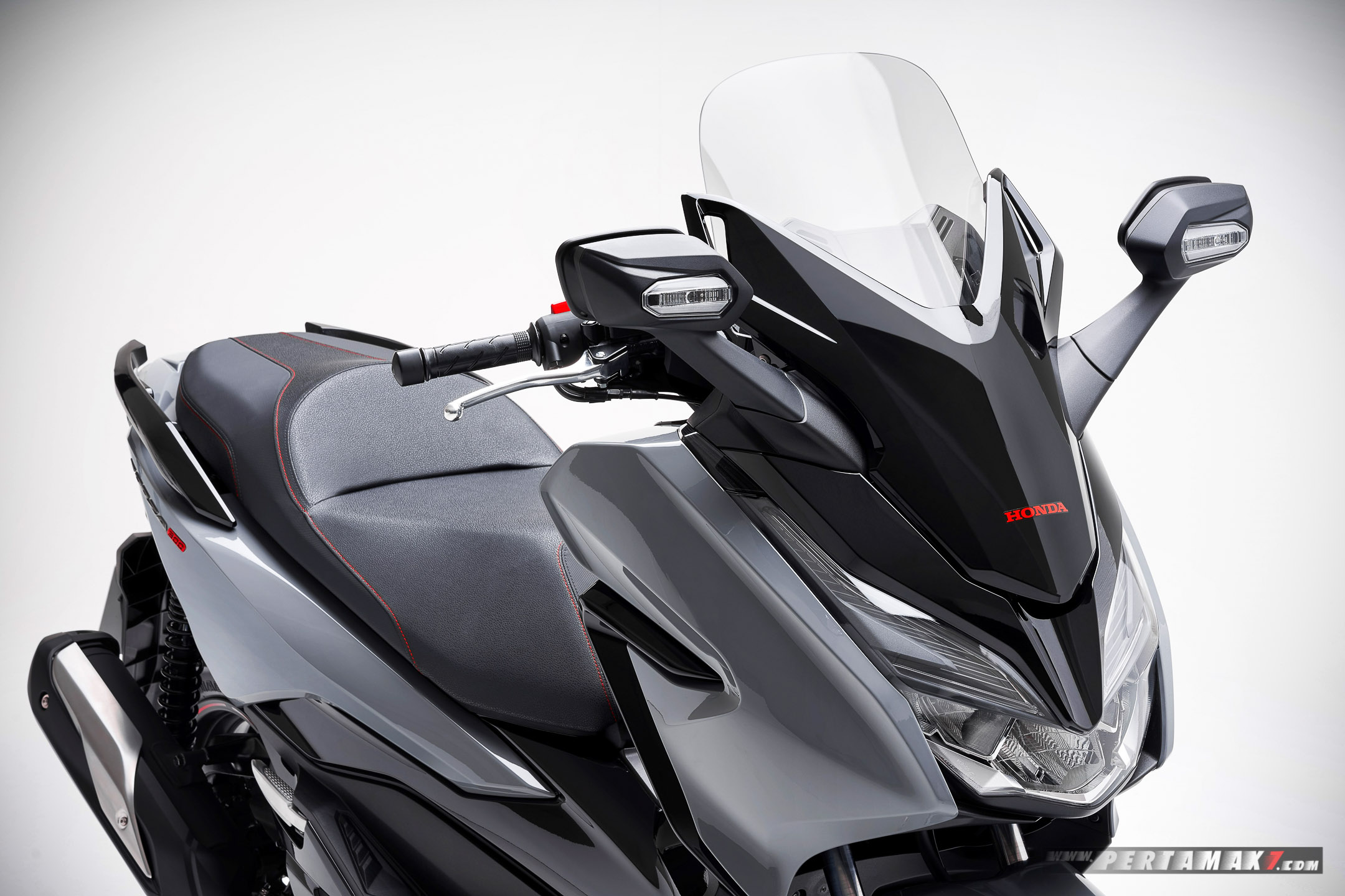 Detail Honda Forza 300 Limited Edition MY2020