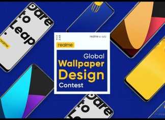Ikuti Realme Global Wallpaper Contest