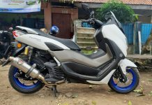 Knalpot Racing Yamaha All New NMAX WRX