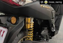 Ohlins Yamaha All New NMAX Aerox YA 686