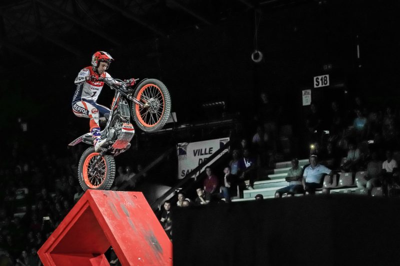 Toni Bou Honda Montesa Cota 4RT Sabet 2020 X-Trial World Champion