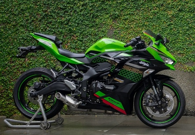 Power Kawasaki Ninja ZX25R Indonesia