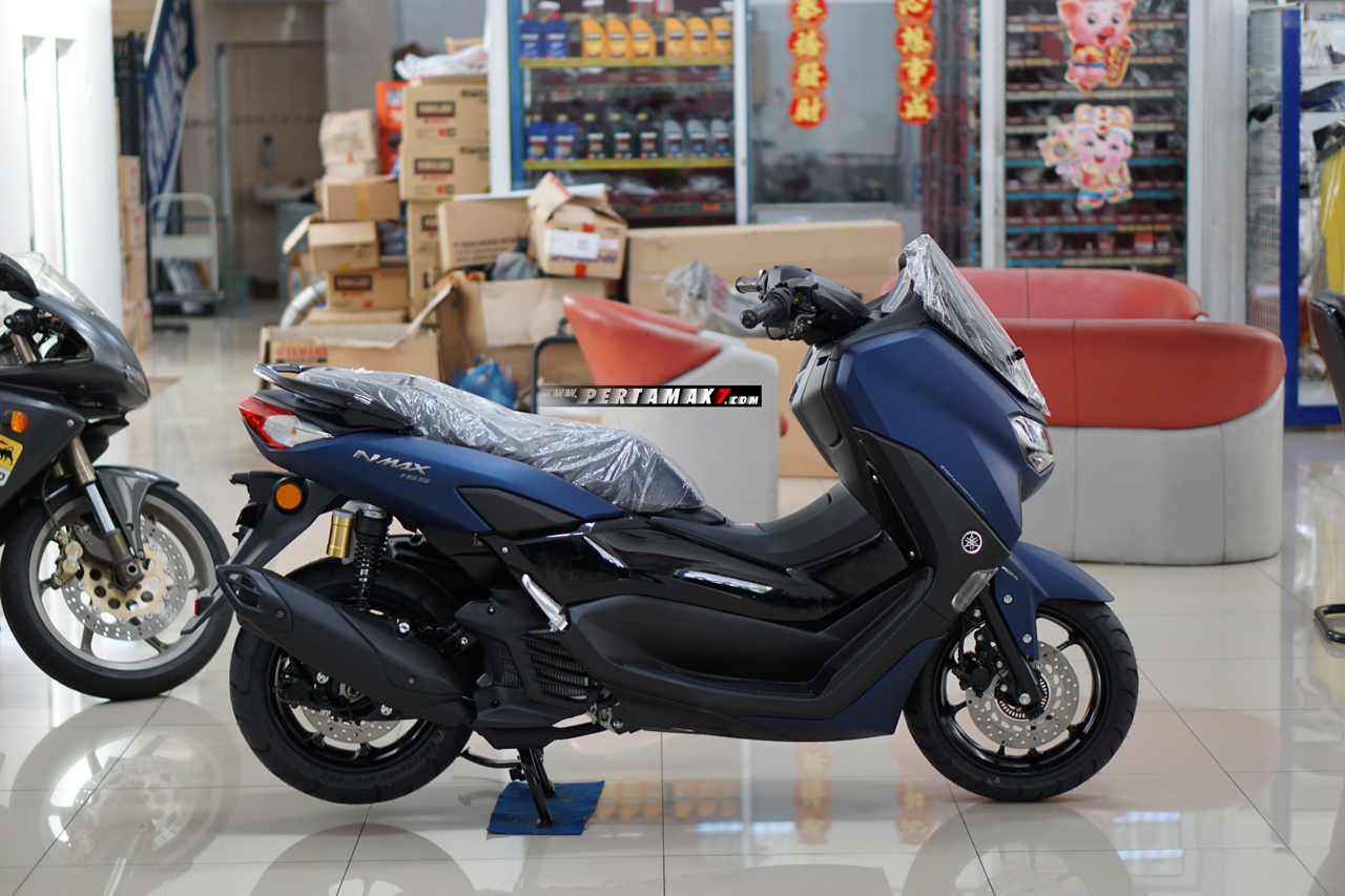 Beli Yamaha NMAX ABS Connected