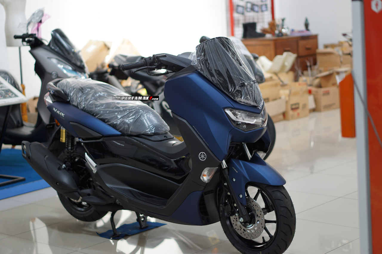 Communication Control Unit Yamaha NMAX ABS Connected