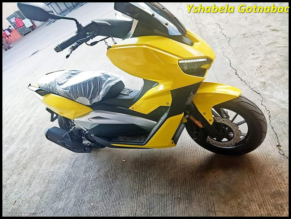 RUSI VMax RFI 175 Yellow Filipina