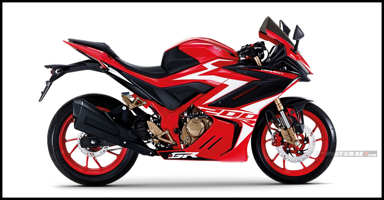 Spesifikasi GPX Demon GR200R Thailand Launching