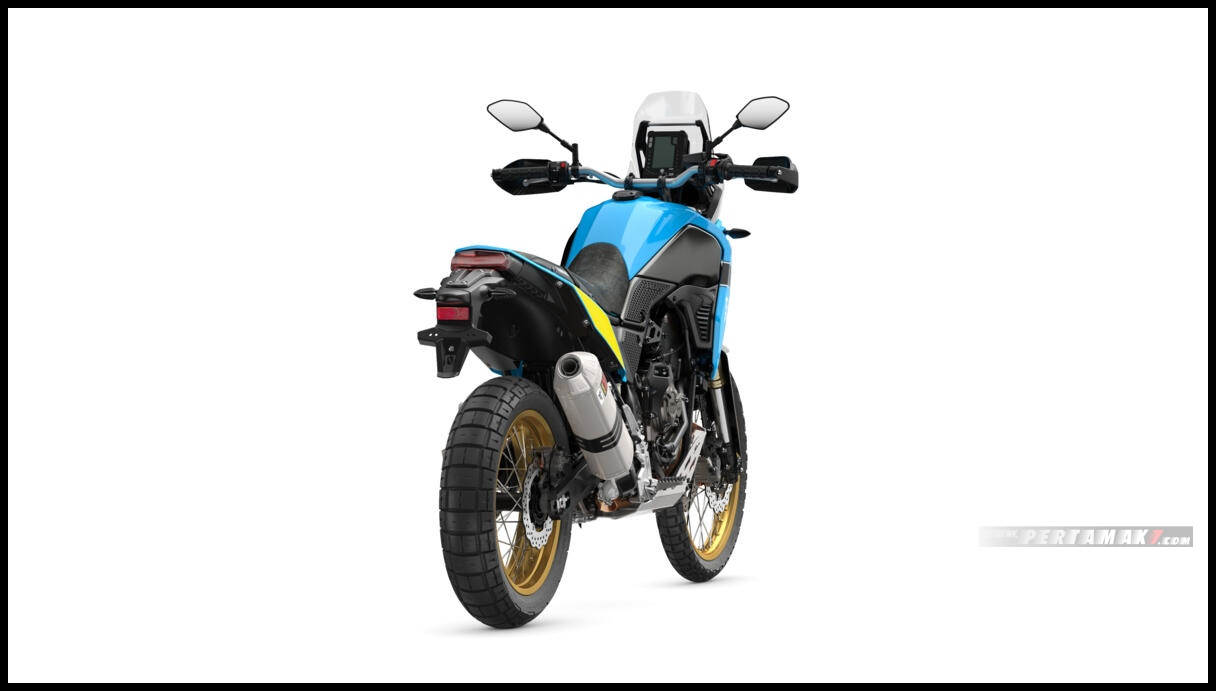 Yamaha Ténéré 700 Rally Edition Sky Blue XTZ700SP