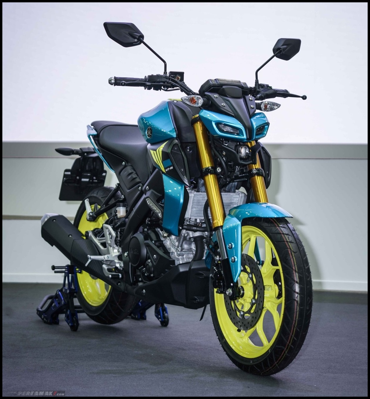 Foto Yamaha MT15 Limited Edition Tosca Thailand