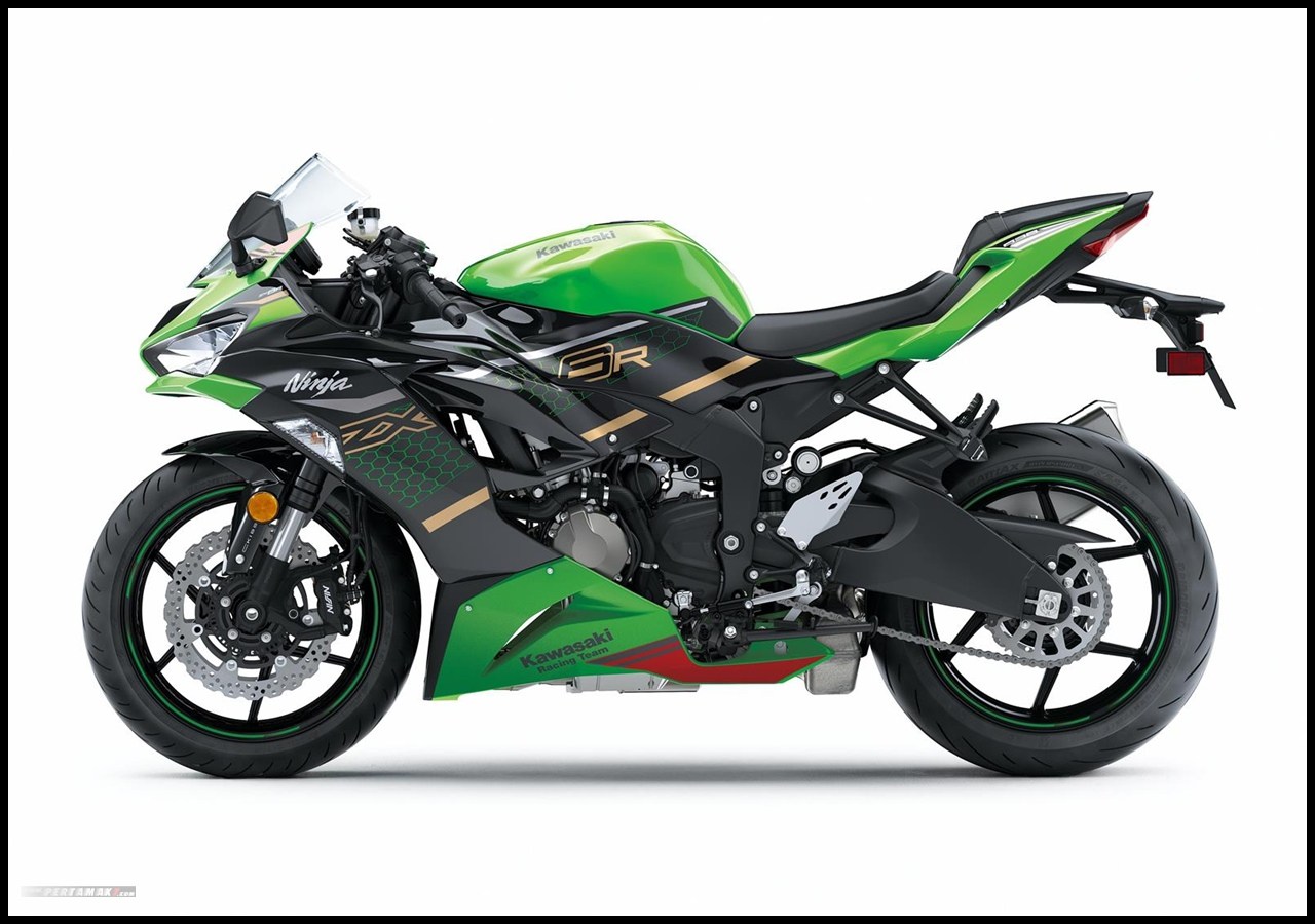 Power Kawasaki Ninja ZX6R 636 Tembus 116HP