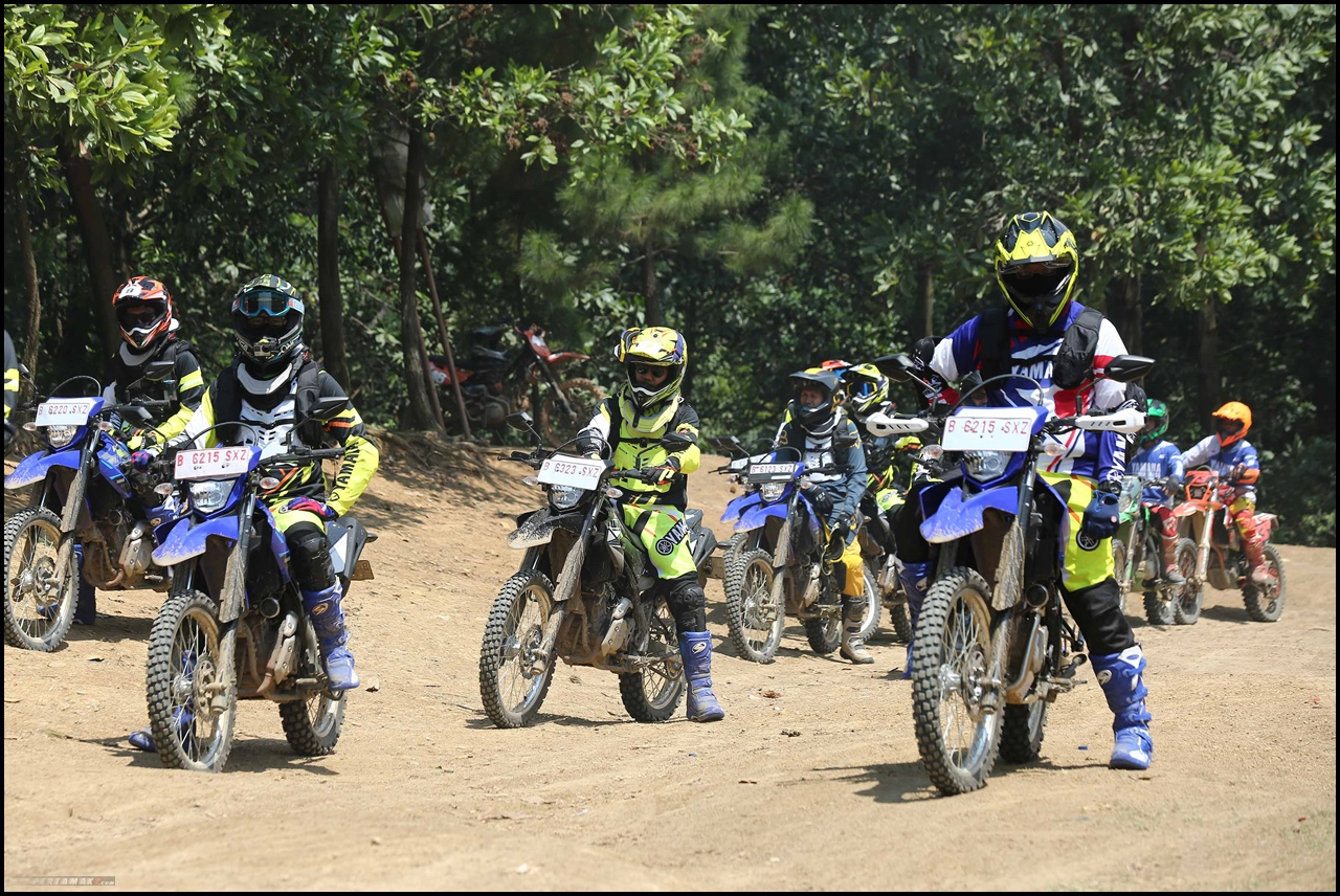 Yamaha WR155R Fun Adventure Touring Merdeka