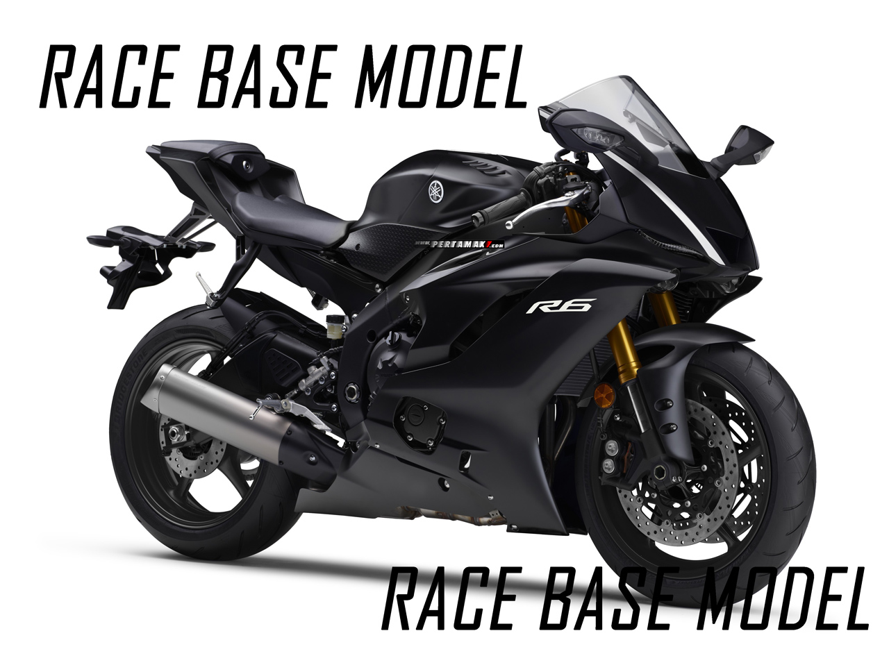 YMC Jual Yamaha R6 Race Base