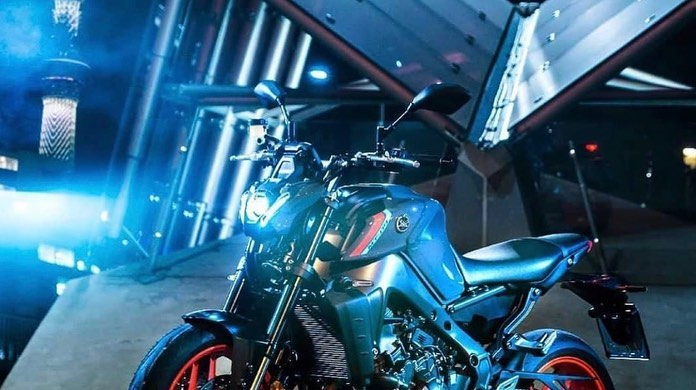 Yamaha MT09 MY2021 Euro5 All New