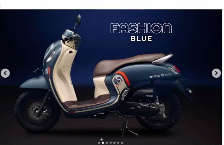 All New Honda Scoopy 2021
