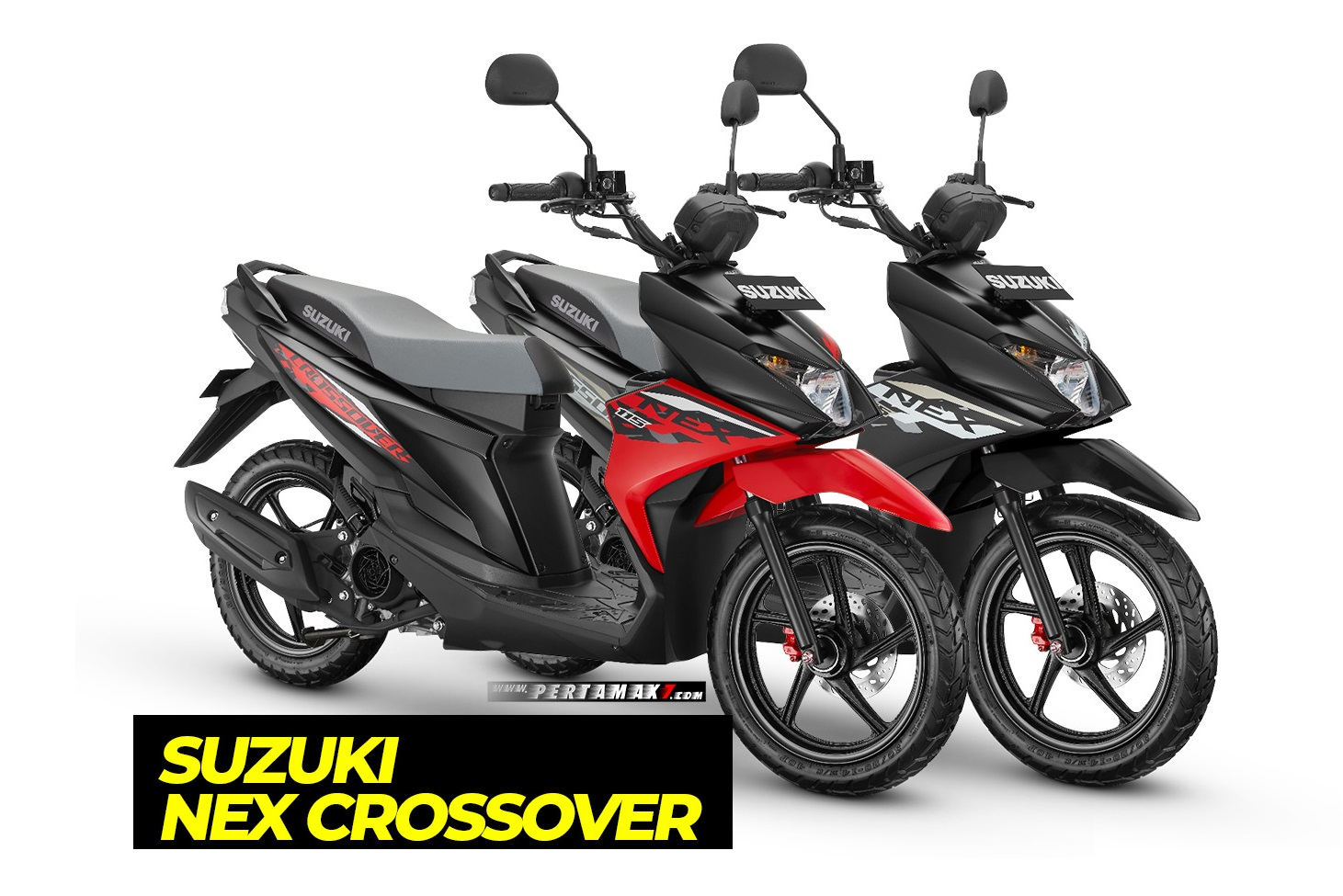 Launching Suzuki Crossover Indonesia