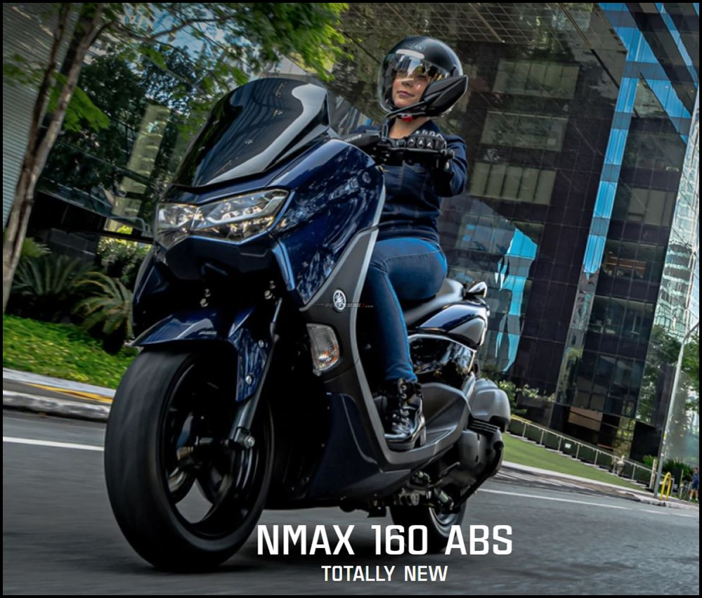 Testride Yamaha All New NMAX 160 ABS