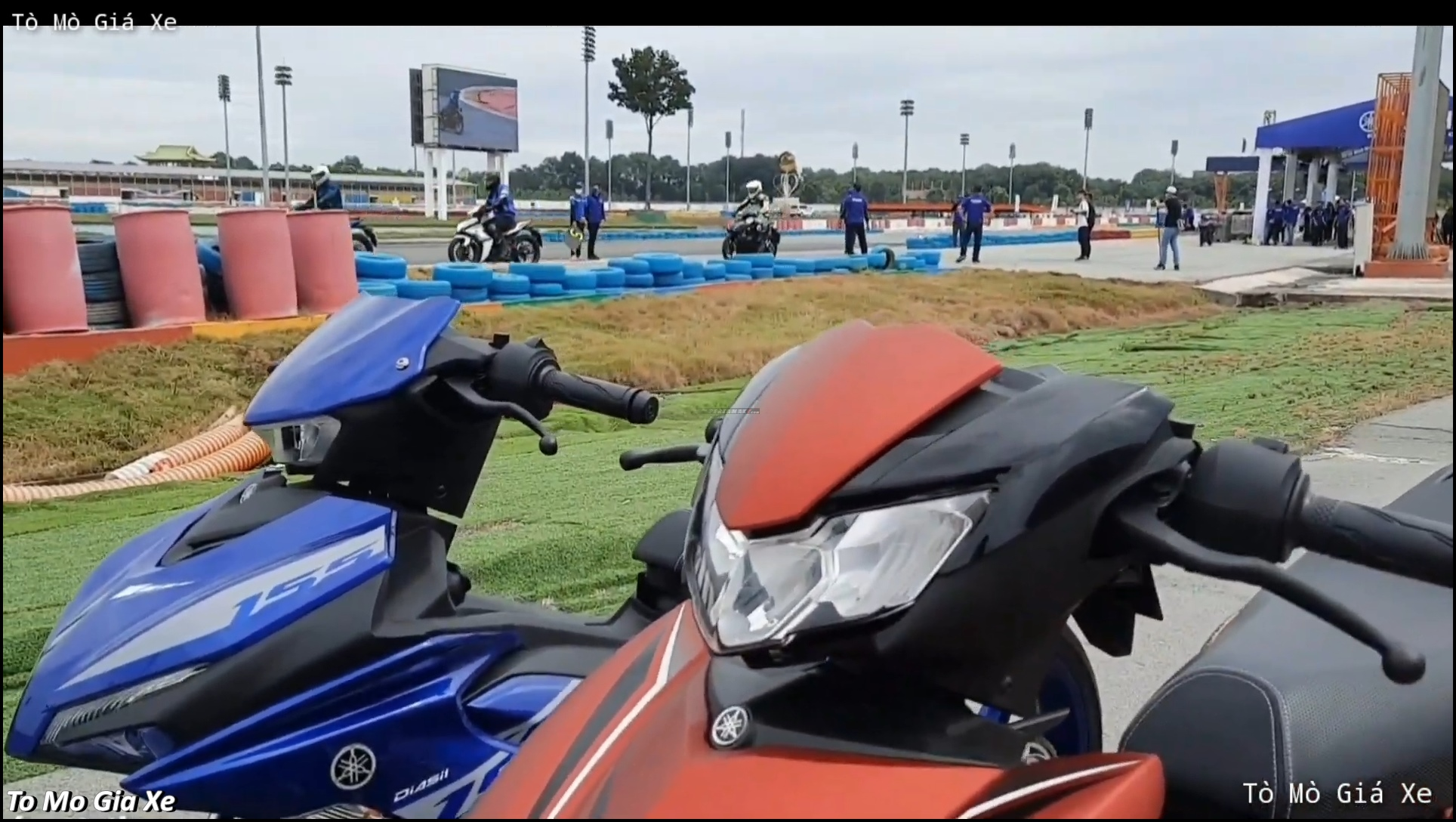 Komparasi Yamaha MX KING 155 Versus MX KING 150