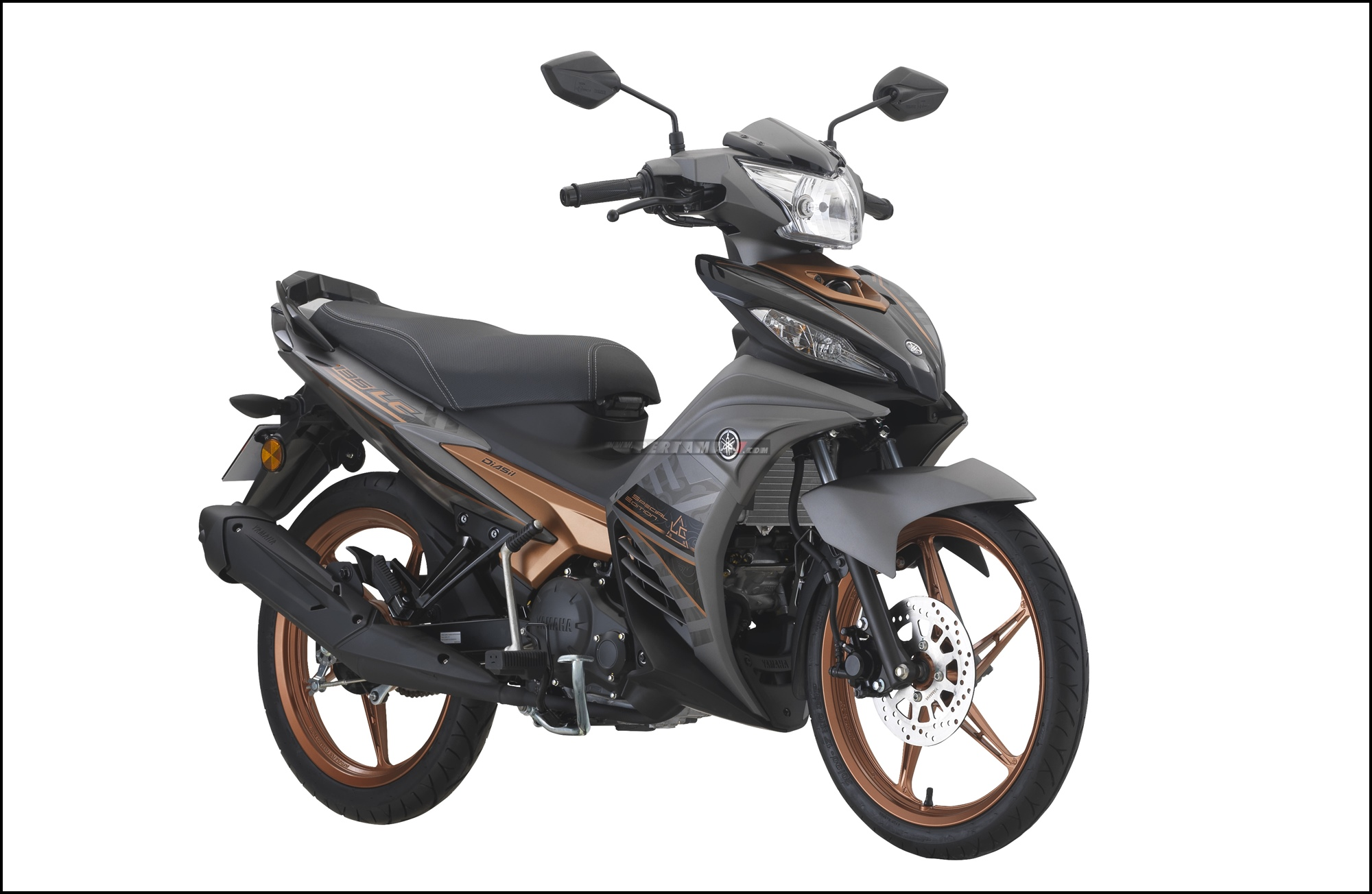 Yamaha Jupiter MX 135LC Special Edition Stealth