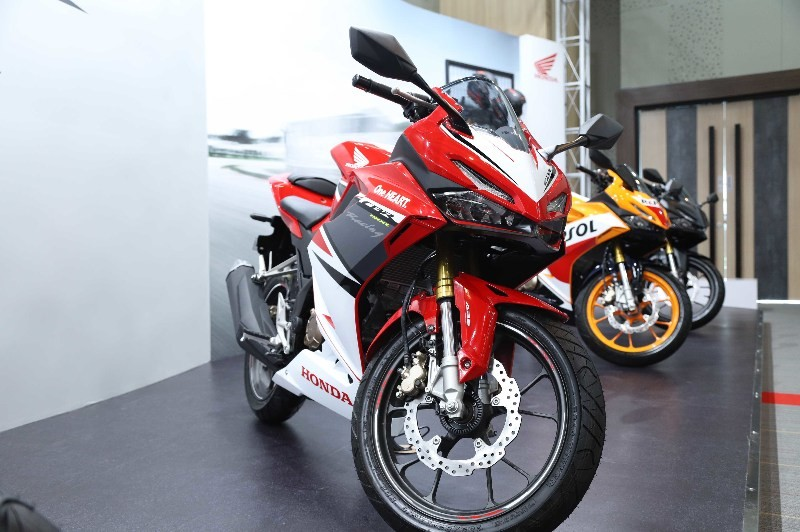 Harga New Honda CBR150R Facelift 2021 Upside Down