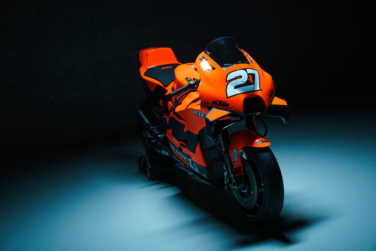 Tech3 KTM Factory Racing MotoGP 2021
