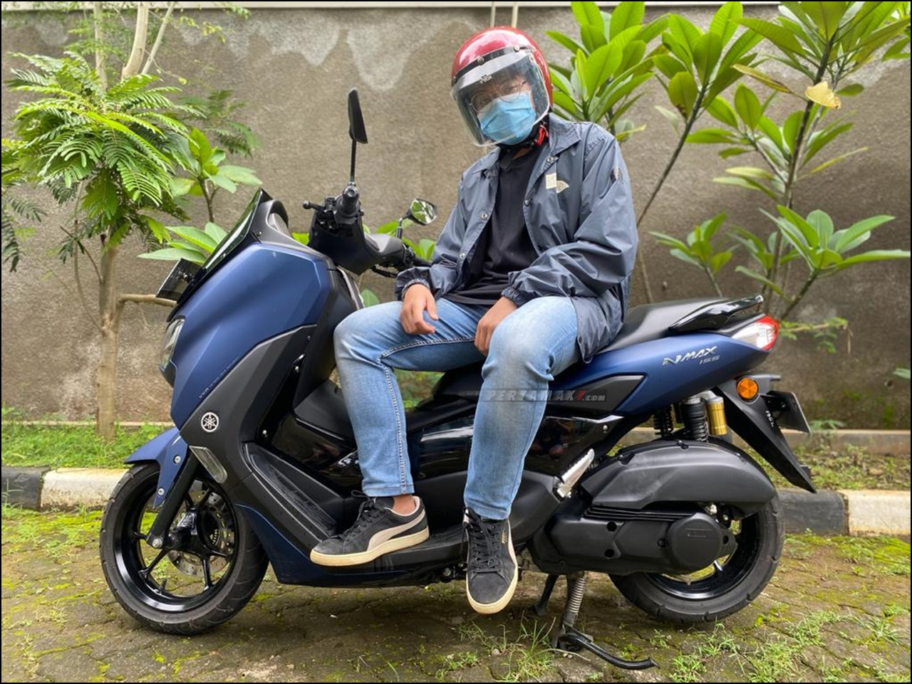 Rahasia Kenyamanan Yamaha NMAX Connected ABS